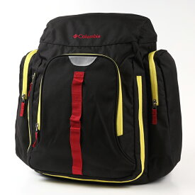 Columbia(コロンビア) GREAT BROOK RUCSACK(グレート ブルック リュックサック) キッズ 39L〜42L 012(BLACK RED) PU8246