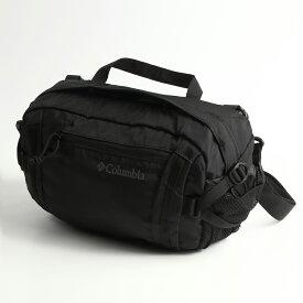 Columbia(コロンビア) CASTLE ROCK HIP BAG(キャッスル ロック ヒップ バッグ) 4L 010(BLACK) PU8308