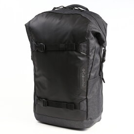 Columbia(コロンビア) THIRD BLUFF 30L BACKPACK(サードブラフ 30Lバックパッ) 30L 011(BLACK HEATHER) PU8326