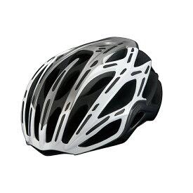 オージーケー カブト(OGK KABUTO) ヘルメット FLAIR フレアー L/XL G-1ホワイトグレー 20600084