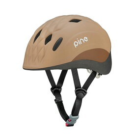 オージーケー カブト(OGK KABUTO) ヘルメット PINE(パイン) 47-51cm ミンクベージュ 20600245