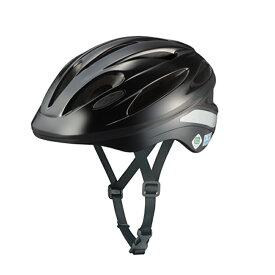 OGK(オージーケー) 通学ヘルメット SN-12M 56-58cm ブラック 20612065