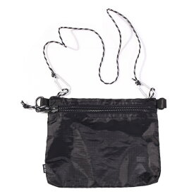 POLeR(ポーラー) STUFFABLE POUCH LARGE BLACK 55100022-BLK