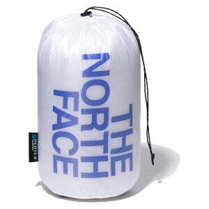 THE NORTH FACE(ザ・ノースフェイス) PERTEX (R) STFBAG(パーテックス スタッフバッグ) 5L ホワイト×ブルー(WB) NM91901