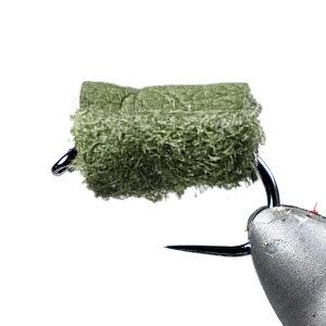 Bush Craft(ブッシュクラフト) ペレット ビーズなし 3 #14 ダークオリーブ 81989