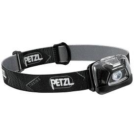 PETZL(ペツル) ティキナ 最大250ルーメン ブラック E091DA00
