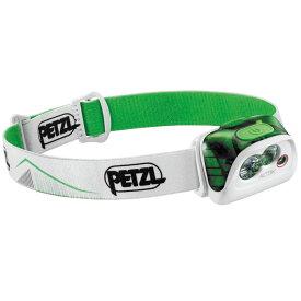 PETZL(ペツル) アクティック 最大350ルーメン グリーン E099FA02