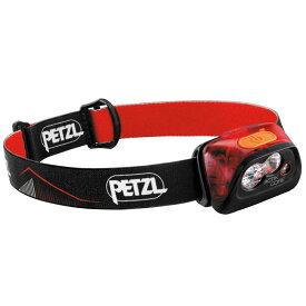 PETZL(ペツル) アクティックコア 最大450ルーメン レッド E099GA01