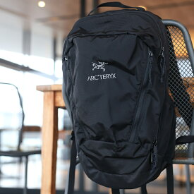 アークテリクス(ARCTERYX) Mantis 26L Backpack 26L BLACK 7715