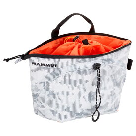 MAMMUT(マムート) Magic Boulder Chalk Bag X one size 00370(white camo) 2050-00090