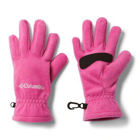 Columbia(コロンビア) YOUTH THERMARATOR GLOVE M 695(PINK ICE) CY9251