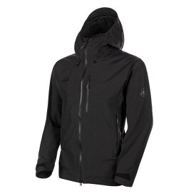 MAMMUT(マムート) Ayako Pro HS Hooded Jacket AF Men's XL 0001(black) 1010-27550