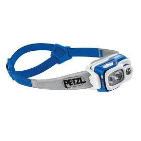 PETZL(ペツル) スイフト RL 最大900ルーメン 充電式 ブルー E095BA02