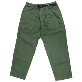 GRAMICCI(グラミチ) LOOSE TAPERED PANTS L OLIVE 9001-56J