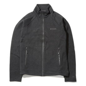 Columbia(コロンビア) DRUM CREST II FULL ZIP TOP Men's M 010(BLACK) PM1667