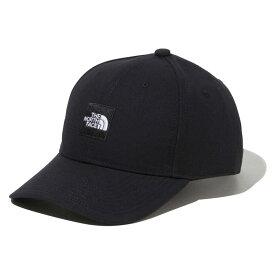 THE NORTH FACE(ザ・ノースフェイス) SQUARE LOGO CAP(スクエア ロゴ キャップ ユニセックス) フリー K(ブラック) NN41911