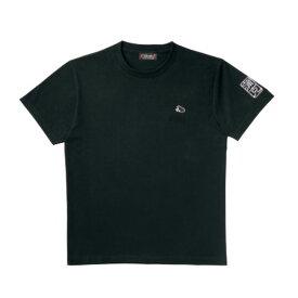 がまかつ(Gamakatsu) Tシャツ(カエル) GM-3568 L ブラック 53568-13-0