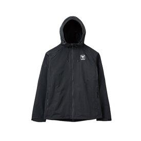 ジャッカル(JACKALL) シェルジャケット XL ブラック