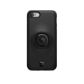 QUADLOCK(クアッドロック) CASE TPU・PC製ケース 7/8/SE iPhone 7/8/SE(2nd Gen) QLC-IP7-B