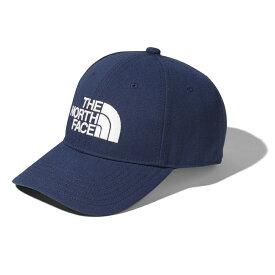 THE NORTH FACE(ザ・ノースフェイス) Kid's TNF LOGO CAP(キッズ TNF ロゴ キャップ) キッズフリー UN(アーバンネイビー) NNJ41850