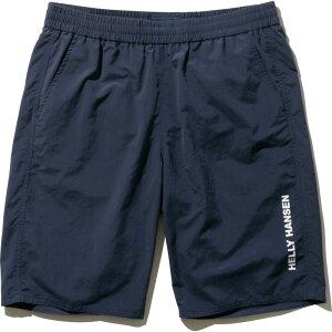 HELLY HANSEN(ヘリーハンセン) Men's Solid Water Shorts(ソリッド ウォーター ショーツ)メンズ L HB(ヘリーブルー) HH72026