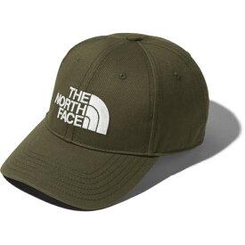 THE NORTH FACE(ザ・ノースフェイス) TNF LOGO CAP(TNF ロゴ キャップ ユニセックス) フリー ND(ニュートープダークグリーン) NN02044