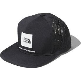 THE NORTH FACE(ザ・ノースフェイス) TECH LOGO CAP(テック ロゴ キャップ ユニセックス) フリー K(ブラック) NN02078