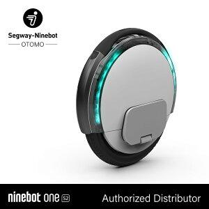 セグウェイ・ナインボット(Segway-Ninebot) 【正規品】One S2【クレジットカード決済のみ】 ホワイト&ブラック 33139