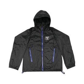 ジャッカル(JACKALL) ライトジャケット M ブラック