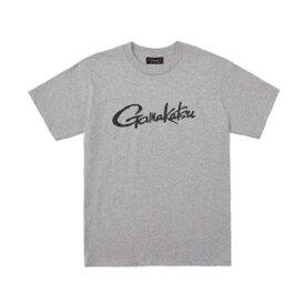 がまかつ(Gamakatsu) Tシャツ(筆記体ロゴ) GM-3576 M グレー 53576-42-0