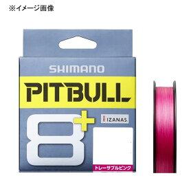 シマノ(SHIMANO) LD-M61T PITBULL(ピットブル) 8+ 200m 1.2号 トレーサブルピンク 69503