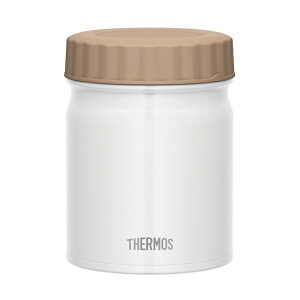 サーモス(THERMOS) シンクウダンネツスープジャー 0.4L WH(ホワイト) JBT-400