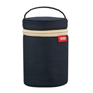 サーモス(THERMOS) スープジャーポーチ 0.5L BK(ブラック) RET-001