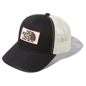 THE NORTH FACE(ザ・ノースフェイス) 【21春夏】TRUCKER MESH CAP(トラッカー メッシュ キャップ)ユニセックス フリー ブラック(K) NN02043