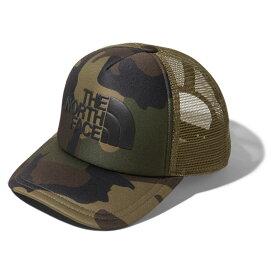 THE NORTH FACE(ザ・ノースフェイス) LOGO MESH CAP(ロゴ メッシュ キャップ)ユニセックス フリー WC(ウッドランドカモ) NN02045