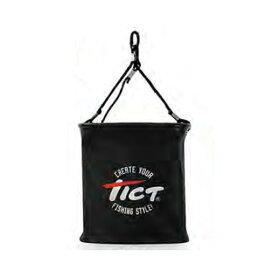 TICT(ティクト) フォールディングライブバケツ ブラック