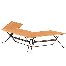 ハングアウト(Hang Out) FRT Arch Table Wood Top Wood Top FRT-7030WD