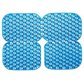 コジット(COGIT) Wゲル携帯クッション ハネナイト ブラウン