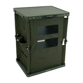 DOD(ディーオーディー) マルチキッチンテーブル カーキ TB1-38-KH