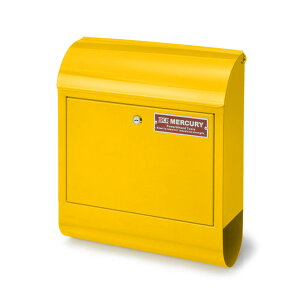 MERCURY(マーキュリー) メールボックス マスタード MEMABOMU