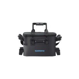 シマノ(SHIMANO) BK-021R ロッドレスト タックルバッグ(ハードタイプ) 27L4 ブラック 69845