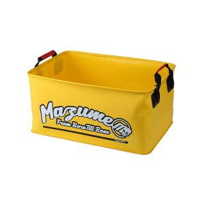 MAZUME(マズメ) mazume ウェイディングカーゴ IV イエロー MZBK-508
