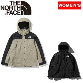 THE NORTH FACE(ザ・ノースフェイス) MOUNTAIN LIGHT JACKET(マウンテン ライト ジャケット) Women's L K(ブラック) NPW61831