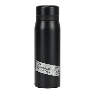 ベストコ ラベル ステンレスボトル 500ml ステンブラック ND-5846
