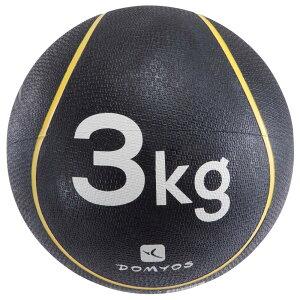 NYAMBA(ニアンバ) メディシンボール 3KG イエロー 1749020-8290419