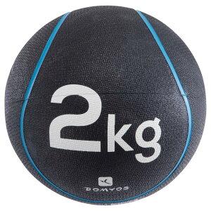 NYAMBA(ニアンバ) メディシンボール 2KG ブルー 1749019-8290418
