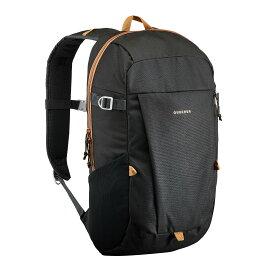 Quechua(ケシュア) NH100 ハイキングバックパック 20L ブラック/カーボングレー 2663481-8529024