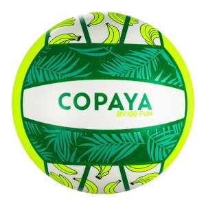 Copaya(コパヤ) BV100 Fun ビーチバレーボール 3 蛍光グリーン 2940786-8555840