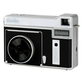 Kenko(ケンコー) モノクロインスタントカメラ 感熱紙使用 ブラック KC-TY01 BK
