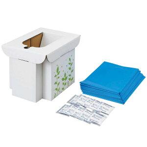 コジット(COGIT) 緊急用組み立て式トイレ